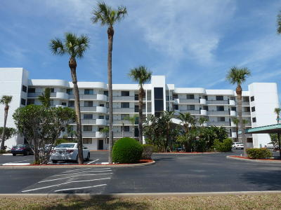 Cape Canaveral Condo For Sale: 300 Columbia Drive #1042