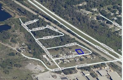 Rockledge Residential Lots & Land For Sale: 410 Monroe Road