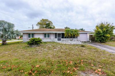 Cocoa Single Family Home For Sale: 991 Daytona Street