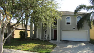 Titusville Single Family Home For Sale: 2103 Raleigh Drive