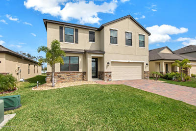 Melbourne FL Single Family Home For Sale: $379,900
