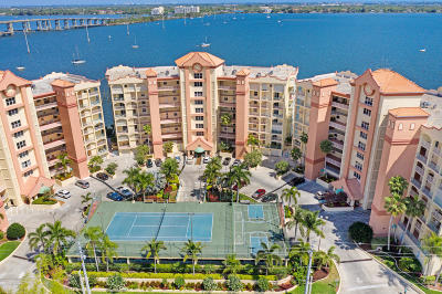 Cocoa Condo For Sale: 100 Riverside Drive #A601