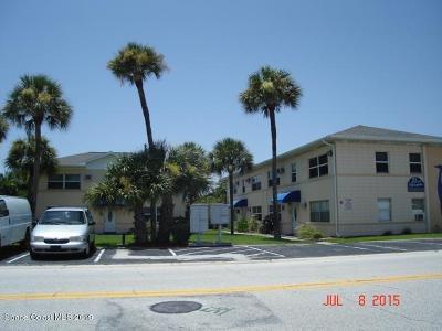 Cocoa Beach Condo Contingent: 380 N Brevard Avenue #A-1
