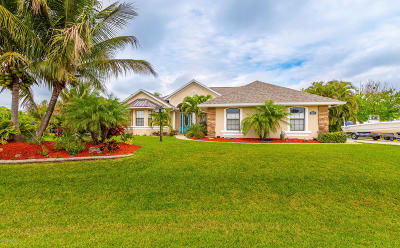 Vero Beach FL Single Family Home For Sale: $525,000