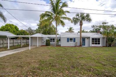 Sebastian Single Family Home For Sale: 13670 77 Terrace