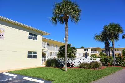 Cape Canaveral Condo For Sale: 425 Tyler Avenue #8