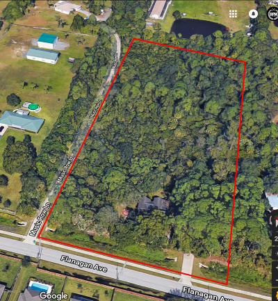 Residential Lots & Land For Sale: 3150 E Flanagan Avenue E