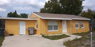 Titusville Single Family Home For Sale: 168 Roosevelt Street