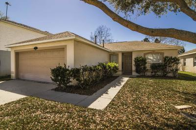 Titusville Single Family Home Contingent: 568 Macon Drive
