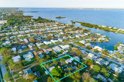 Merritt Island Residential Lots & Land For Sale: 1655 Merrittana Drive