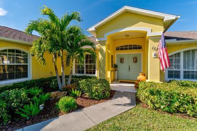 Sebastian Single Family Home For Sale: 157 Filbert Street