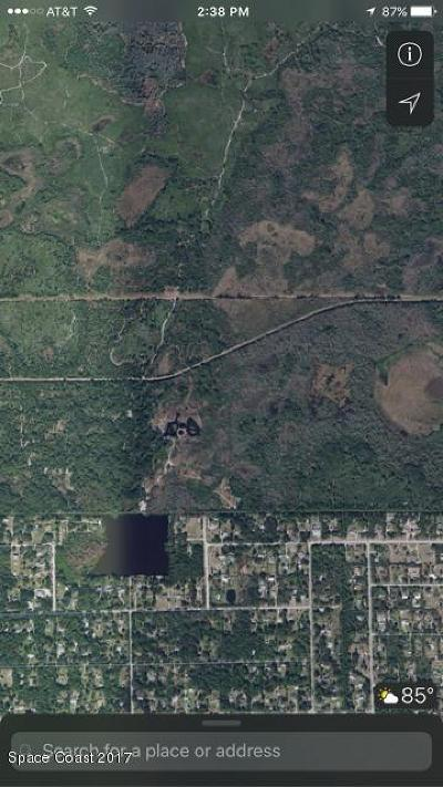 Titusville Residential Lots & Land For Sale: Sun Valley Brevard Cty Street