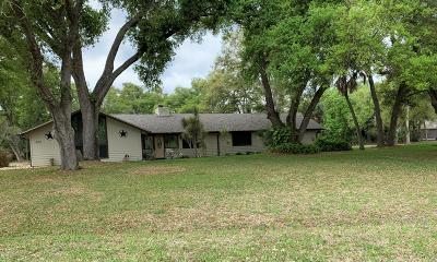 Palm Bay Single Family Home For Sale: 420 Nina Road NE