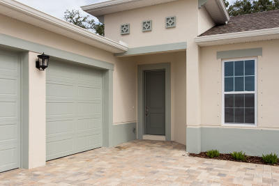 Melbourne Single Family Home For Sale: 4395 Negal Circle
