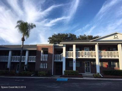 Titusville FL Condo For Sale: $114,000