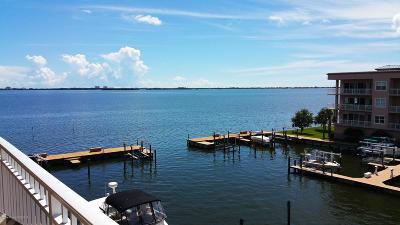 Merritt Island Condo For Sale: 540 S Banana River Drive #305