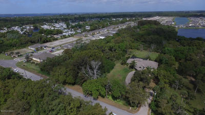 Merritt Island Residential Lots & Land For Sale: 340 E Hall Road E