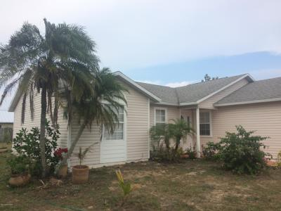 Vero Beach Single Family Home For Sale: 1104 9th Square