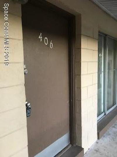 Merritt Island Multi Family Home For Sale: 180 Minna Lane #406
