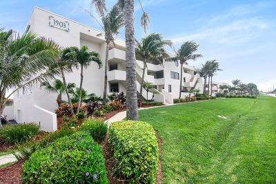 Melbourne Beach FL Condo For Sale: $609,000