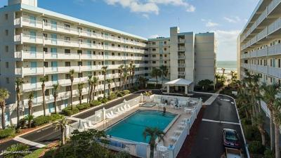 Cocoa Beach Condo For Sale: 1050 N Atlantic Avenue #302