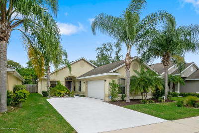 Melbourne FL Single Family Home For Sale: $234,900