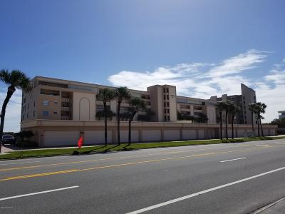 Satellite Beach, Port Canaveral, Melbourne Beach, Cape Canaveral, Cocoa Beach, Indialantic, Indian Harbour Beach Condo For Sale: 995 N Highway A1a # #108