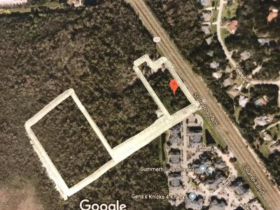 Titusville Residential Lots & Land For Sale: Columbia Boulevard