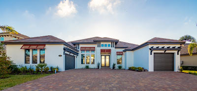 Melbourne FL Single Family Home For Sale: $719,900