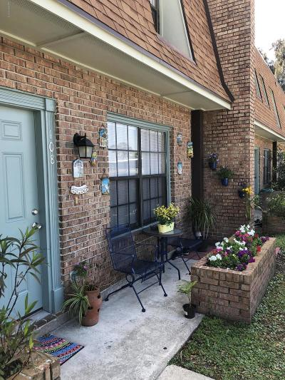 Palm Bay FL Townhouse For Sale: $108,000