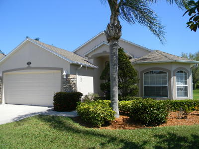 Brevard County Single Family Home For Sale: 1564 Timacuan Drive