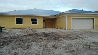 Palm Bay FL Single Family Home For Sale: $299,999