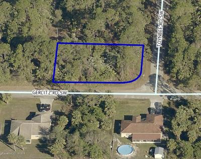Residential Lots & Land For Sale: Corner Of Gerlitz Rd SW & Toynbee Road SW