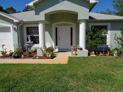 Vero Beach Single Family Home For Sale: 8645 97th Avenue