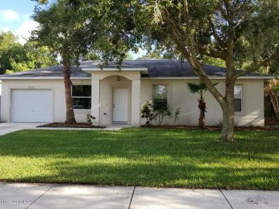 Brevard County Single Family Home For Sale: 2023 Sherry Street
