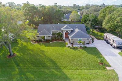 Vero Beach Single Family Home For Sale: 415 33rd Avenue