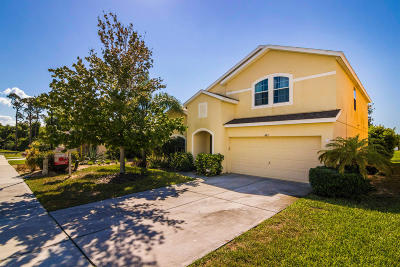 Titusville Single Family Home For Sale: 483 Hollow Glen Drive