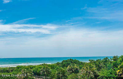 Cocoa Beach Condo For Sale: 3060 N Atlantic Avenue #410