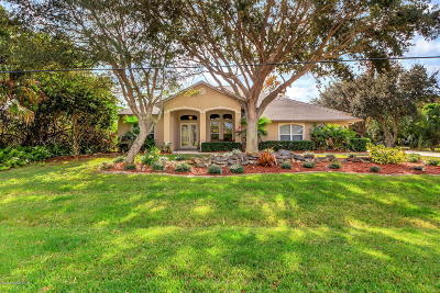 Melbourne Single Family Home For Sale: 3775 Big Pine Road