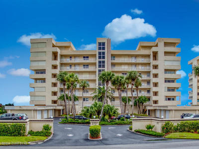 Indialantic Condo For Sale: 2727 N Highway A1a #502