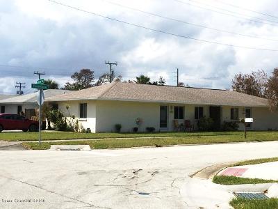 Cape Canaveral FL Half Duplex Contingent: $150,000