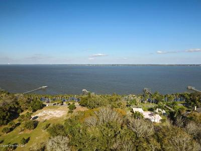 Residential Lots & Land For Sale: 3885 Indian River Drive