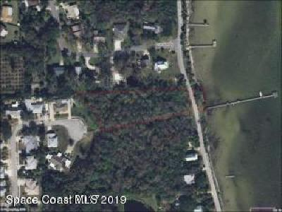 Residential Lots & Land For Sale: 3791 Indian River Drive