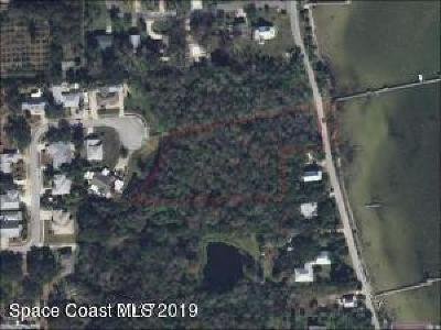 Residential Lots & Land For Sale: 3789 Indian River Drive