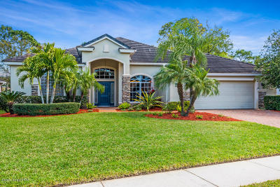 Rockledge Single Family Home For Sale: 1901 Admiralty Boulevard