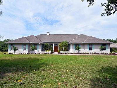 Sebastian Single Family Home For Sale: 86 Blue Island Street