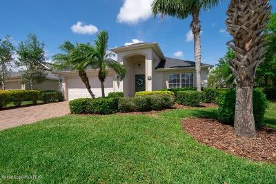 Brevard County Single Family Home For Sale: 3092 Grayson Drive