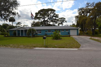Titusville Single Family Home For Sale: 106 S Mantor Avenue S