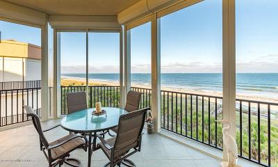 Cocoa Beach Condo For Sale: 6131 Messina Lane #401