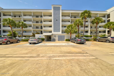 Cocoa Beach Condo For Sale: 3165 N Atlantic Avenue #B404